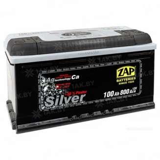 Аккумулятор ZAP (100 Ah) 800 A, 12 V Обратная, R+ 0