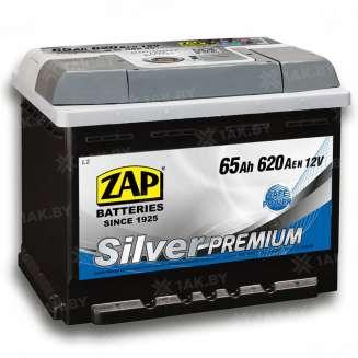 Аккумулятор ZAP (65 Ah) 620 A, 12 V Прямая, L+ 0