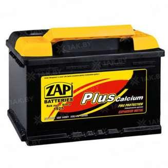 Аккумулятор ZAP (88 Ah) 640 A, 12 V Обратная, R+ 0