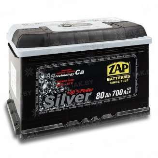 Аккумулятор ZAP (80 Ah) 700 A, 12 V Обратная, R+ 0