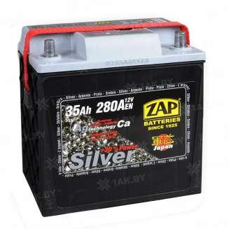 Аккумулятор ZAP (35 Ah) 280 A, 12 V Прямая, L+ 0