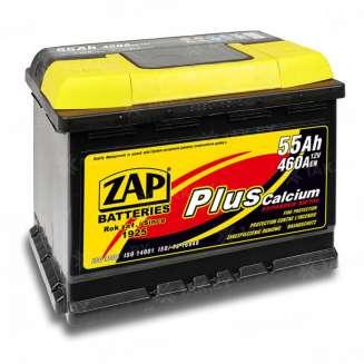 Аккумулятор ZAP (55 Ah) 450 A, 12 V Прямая, L+ 0