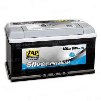Аккумулятор ZAP (100 Ah) 900 A, 12 V Обратная, R+ 0
