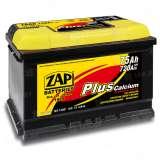Аккумулятор ZAP (75 Ah) 720 A, 12 V Обратная, R+