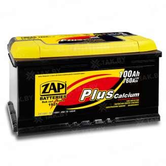 Аккумулятор ZAP (100 Ah) 760 A, 12 V Прямая, L+ 0