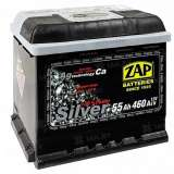 Аккумулятор ZAP (55 Ah) 460 A, 12 V Обратная, R+
