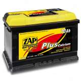 Аккумулятор ZAP (70 Ah) 610 А, 12 V Обратная, R+