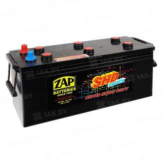 Аккумулятор ZAP (210 Ah) 1050 A, 12 V Обратная, R+ 0