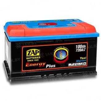 Аккумулятор ZAP (100 Ah) 720 A, 12 V Обратная, R+ 0