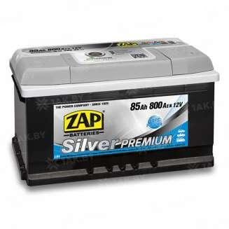 Аккумулятор ZAP (85 Ah) 800 A, 12 V Обратная, R+ 0