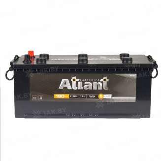 Аккумулятор ATLANT (190 Ah) 1100 A, 12 V Обратная, R+ 0