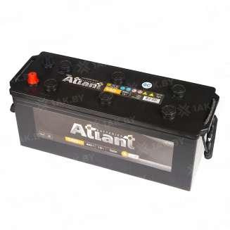 Аккумулятор ATLANT (140 Ah) 900 A, 12 V Прямая, L+ 0