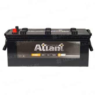 Аккумулятор ATLANT (140 Ah) 900 A, 12 V Прямая, L+ 1