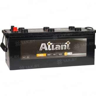 Аккумулятор ATLANT (140 Ah) 900 A, 12 V Прямая, L+ 2
