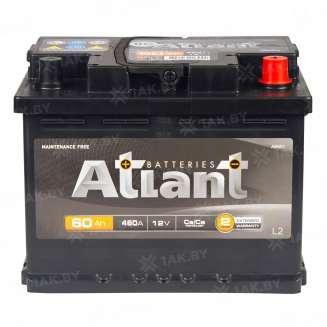 Аккумулятор ATLANT (60 Ah) 460 A, 12 V Обратная, R+ 0