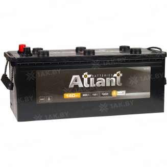 Аккумулятор ATLANT (140 Ah) 900 A, 12 V Обратная, R+ 0