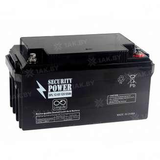 Аккумулятор Security Power (65 Ah) , 12 V 0