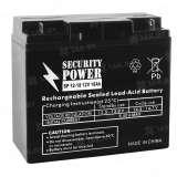Аккумулятор Security Power (18 Ah) , 12 V