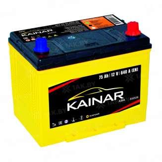 Аккумулятор KAINAR (75 Ah) 640 A, 12 V Обратная, R+ 0