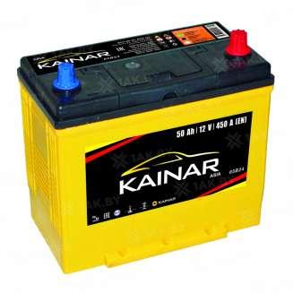Аккумулятор KAINAR (50 Ah) 450 A, 12 V Обратная, R+ 0