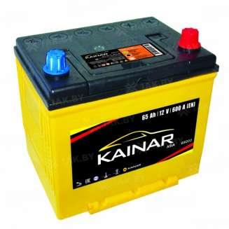 Аккумулятор KAINAR (65 Ah) 600 A, 12 V Обратная, R+ 0