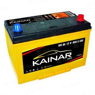Аккумулятор KAINAR (100 Ah) 800 A, 12 V Обратная, R+ 0