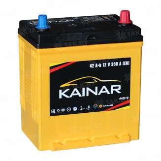 Аккумулятор KAINAR (42 Ah) 350 A, 12 V Обратная, R+ 0