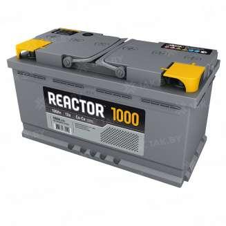 Аккумулятор REACTOR (100 Ah) 1080 А, 12 V Прямая, L+ 0