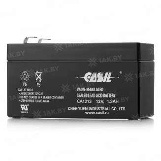 Аккумулятор CASIL (1.3 Ah) , 12 V 0