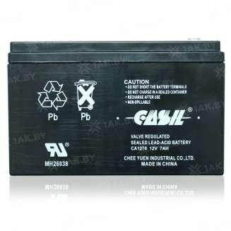 Аккумулятор CASIL (7 Ah) , 12 V 0