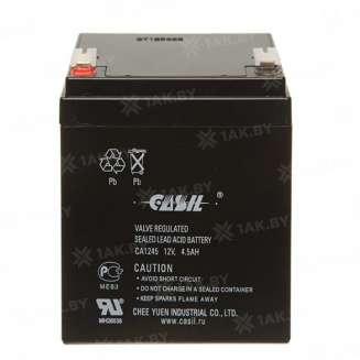 Аккумулятор CASIL (4.5 Ah) , 12 V 0
