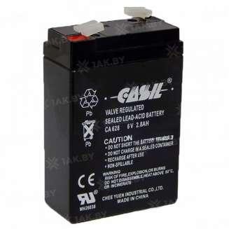 Аккумулятор CASIL (2.8 Ah) , 6 V 0