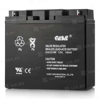 Аккумулятор CASIL (18 Ah) , 12 V 0