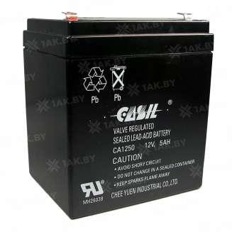 Аккумулятор CASIL (5 Ah) , 12 V 0