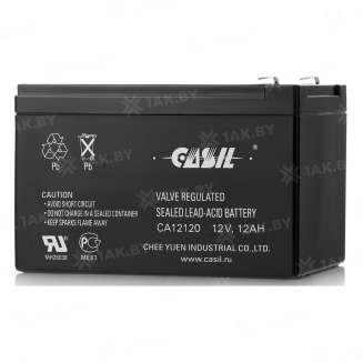 Аккумулятор CASIL (12 Ah) , 12 V 0