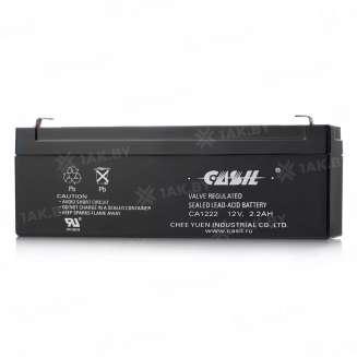 Аккумулятор CASIL (2.2 Ah) , 12 V 0