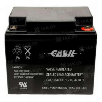 Аккумулятор CASIL (40 Ah) , 12 V 0