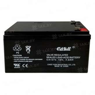 Аккумулятор CASIL (7.2 Ah) , 12 V 0