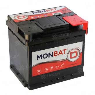 Аккумулятор MONBAT (50 Ah) 420 A, 12 V Обратная, R+ 0