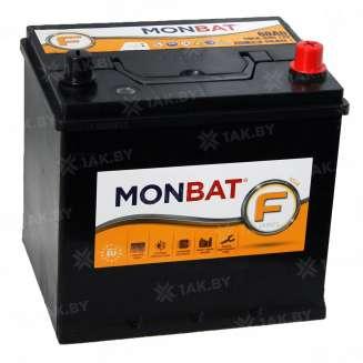 Аккумулятор MONBAT (60 Ah) 500 A, 12 V Обратная, R+ 0