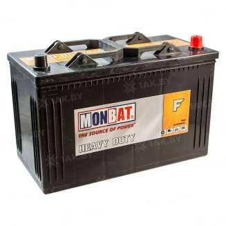 Аккумулятор MONBAT (110 Ah) 750 A, 12 V Обратная, R+ 0