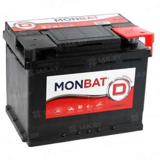 Аккумулятор MONBAT (65 Ah) 630 A, 12 V Обратная, R+ 0