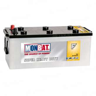 Аккумулятор MONBAT (180 Ah) 1100 A, 12 V Прямая, L+ 0