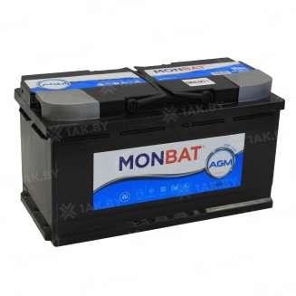 Аккумулятор MONBAT (95 Ah) 860 A, 12 V Обратная, R+ 0