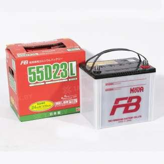 Аккумулятор FURUKAWA (60 Ah) 550 A, 12 V Обратная, R+ 0
