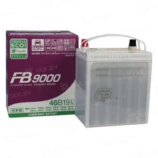 Аккумулятор FURUKAWA (43 Ah) 380 A, 12 V Прямая, L+ 0