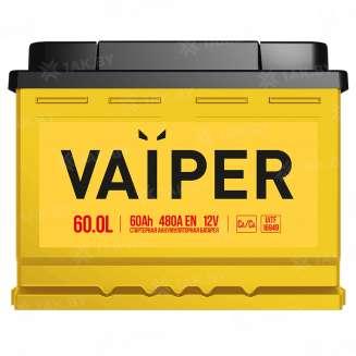 Аккумулятор VAIPER (60 Ah) 480 A, 12 V Обратная, R+ 0