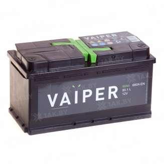 Аккумулятор VAIPER (90 Ah) 680 A, 12 V Прямая, L+ 0