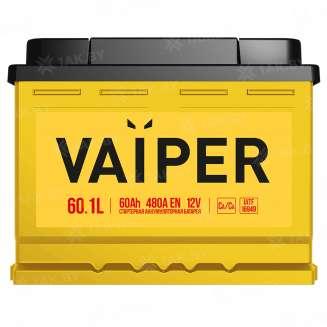 Аккумулятор VAIPER (60 Ah) 480 A, 12 V Прямая, L+ 0