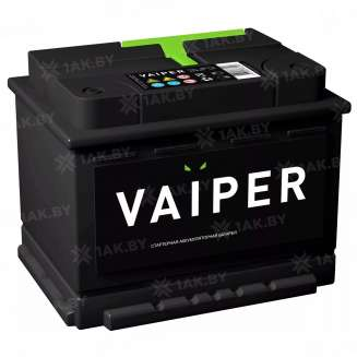 Аккумулятор VAIPER (55 Ah) 440 A, 12 V Прямая, L+ 0